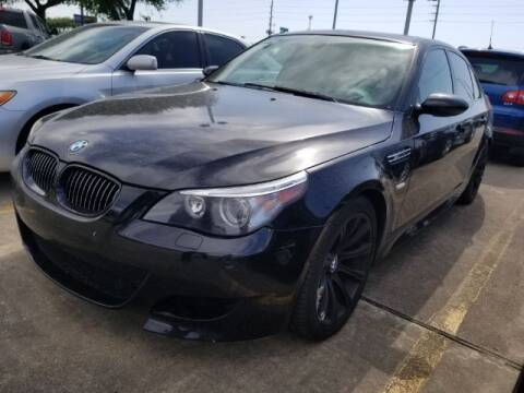 2006 BMW M5 for sale at AUTO VALUE FINANCE INC in Stafford TX