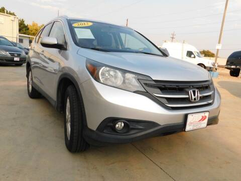 2012 Honda CR-V for sale at AP Auto Brokers in Longmont CO
