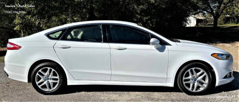 2014 Ford Fusion for sale at Square 1 Auto Sales - Commerce in Commerce GA