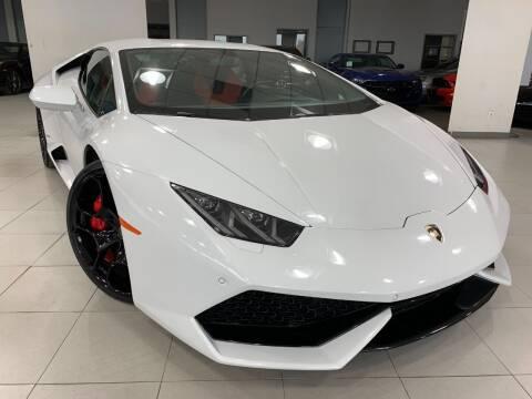 2015 Lamborghini Huracan for sale at Auto Mall of Springfield in Springfield IL