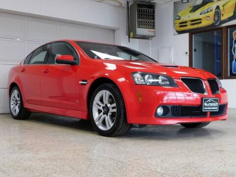 2009 Pontiac G8 for sale at Cj king of car loans/JJ's Best Auto Sales in Troy MI
