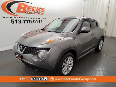 2011 Nissan JUKE for sale at Becks Auto Group in Mason OH