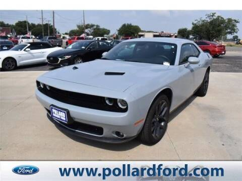 2020 Dodge Challenger for sale at South Plains Autoplex by RANDY BUCHANAN in Lubbock TX