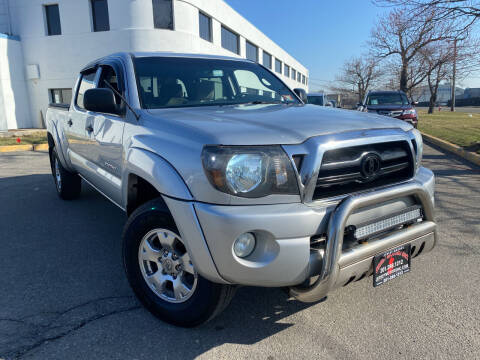 2005 Toyota Tacoma for sale at JerseyMotorsInc.com in Teterboro NJ