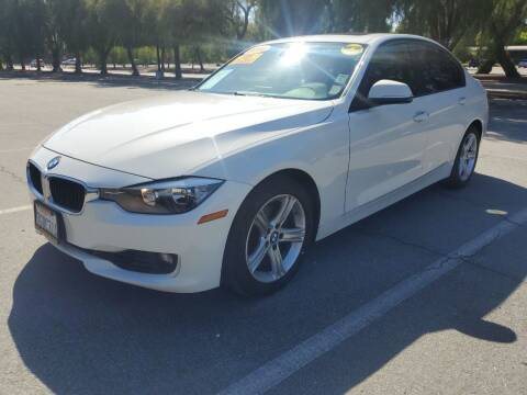 2014 BMW 3 Series for sale at ALL CREDIT AUTO SALES in San Jose CA