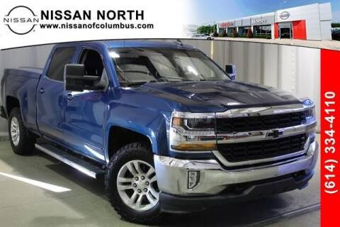 2016 Chevrolet Silverado 1500 for sale at Auto Center of Columbus in Columbus OH