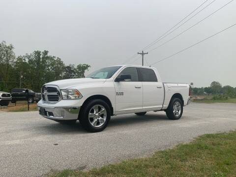 2017 RAM Ram Pickup 1500 for sale at Madden Motors LLC in Iva SC