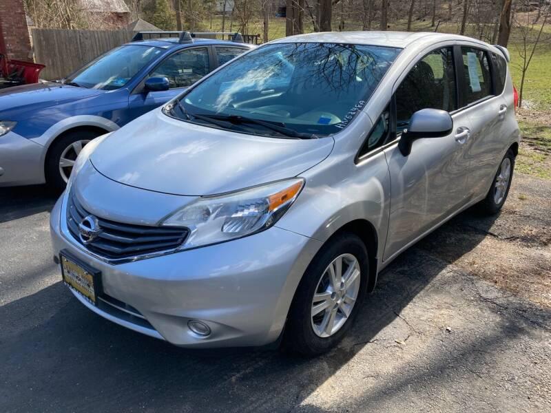 2014 Nissan Versa Note for sale at Lafayette Motors in Lafayette NJ