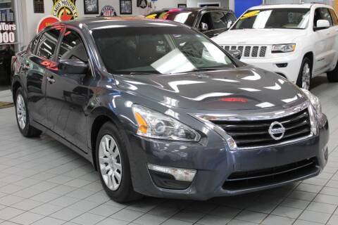 2013 Nissan Altima for sale at Windy City Motors in Chicago IL