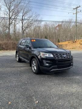 2017 Ford Explorer for sale at 4Auto Sales, Inc. in Fredericksburg VA