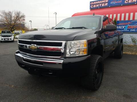 2010 Chevrolet Silverado 1500 for sale at Mack 1 Motors in Fredericksburg VA