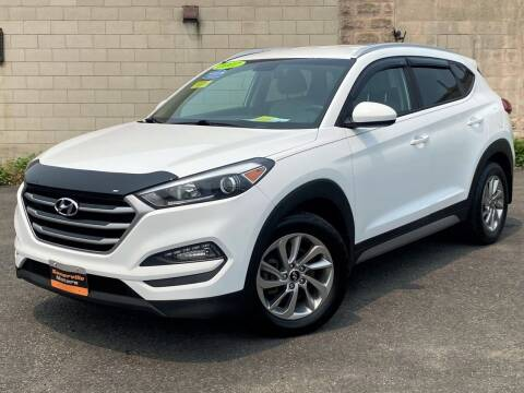 2017 Hyundai Tucson for sale at Somerville Motors in Somerville MA