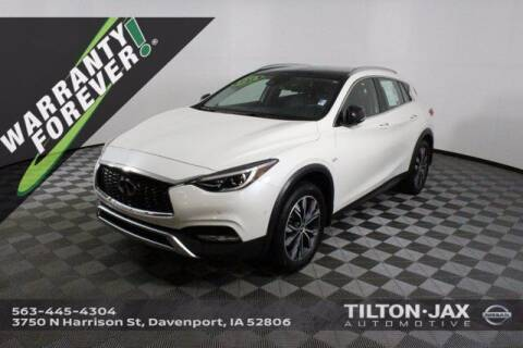 2018 Infiniti QX30 for sale at Virtue Motors in Darlington WI