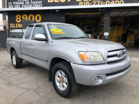 2006 Toyota Tundra for sale at BEST DEAL MOTORS  INC. CARS AND TRUCKS FOR SALE in Sun Valley CA