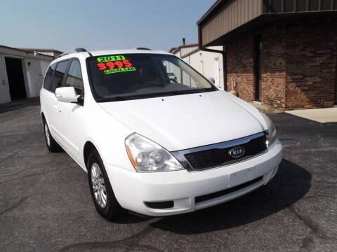 2011 Kia Sorento for sale at Dietsch Sales & Svc Inc in Edgerton OH