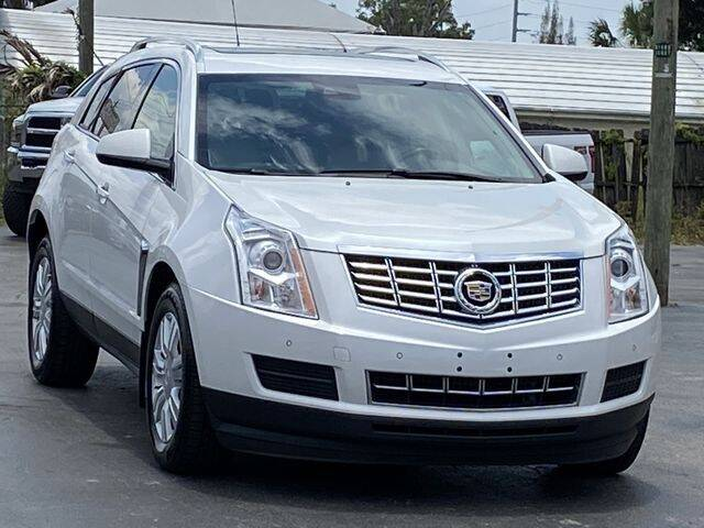 2015 Cadillac SRX for sale at Pioneers Auto Broker in Tampa FL