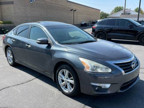 2013 Nissan Altima for sale at Ultimate Auto Sales Of Orem in Orem UT
