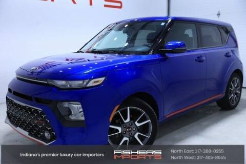2020 Kia Soul for sale at Fishers Imports in Fishers IN
