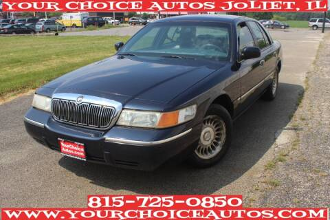 2001 Mercury Grand Marquis for sale at Your Choice Autos - Joliet in Joliet IL
