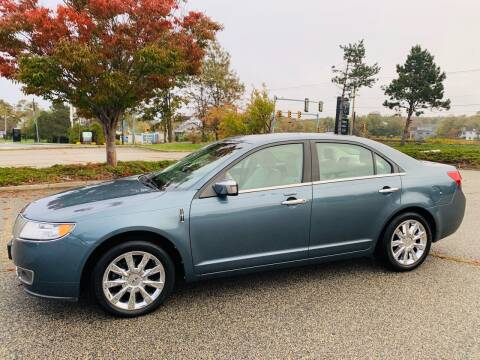2012 Lincoln MKZ for sale at 41 Liberty Auto in Kingston MA
