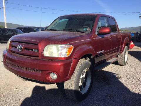2005 Toyota Tundra for sale at Troys Auto Sales in Dornsife PA