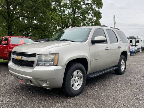2009 Chevrolet Tahoe for sale at TINKER MOTOR COMPANY in Indianola OK