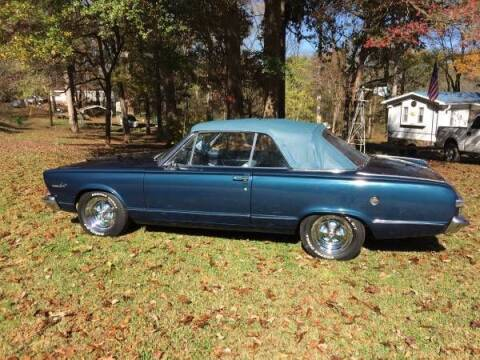 1966 Plymouth Valiant for sale at Classic Car Deals in Cadillac MI