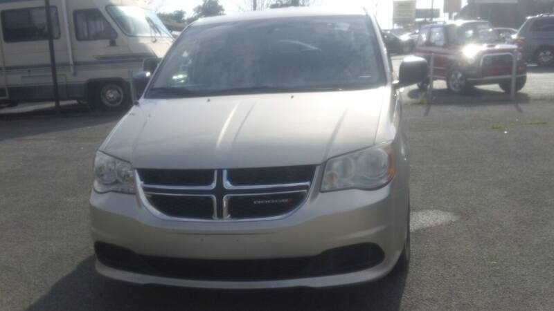 2013 Dodge Grand Caravan for sale at Knoxville Used Cars in Knoxville TN
