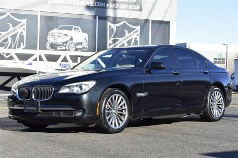 2009 BMW 7 Series for sale at Landers Motors in Gresham OR