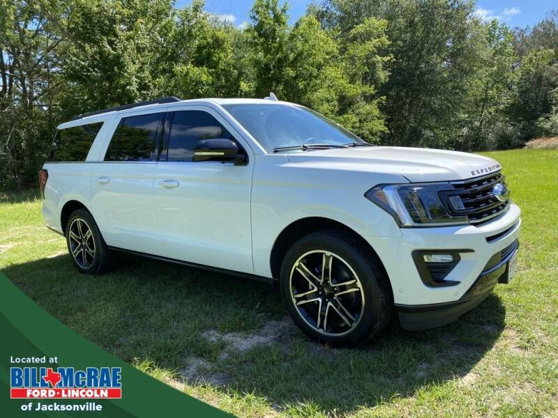 2020 Ford Expedition MAX for sale in Jacksonville, TX