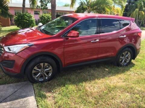 2016 Hyundai Santa Fe Sport for sale at Ultimate Car Solutions in Pompano Beach FL