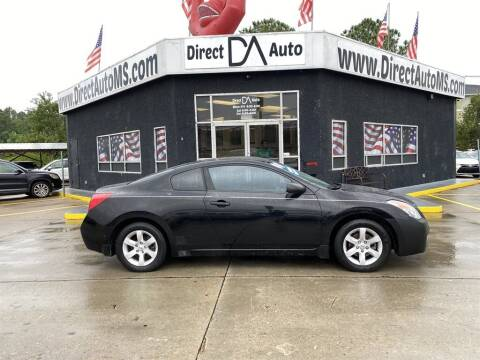 2008 Nissan Altima for sale at Direct Auto in D'Iberville MS