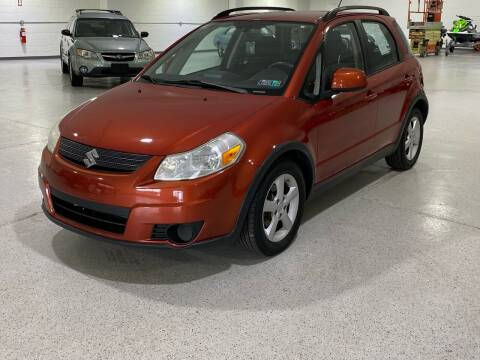 2009 Suzuki SX4 Crossover for sale at Hamilton Automotive in North Huntingdon PA