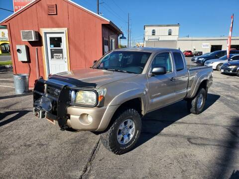2007 Toyota Tacoma for sale at Curtis Auto Sales LLC in Orem UT