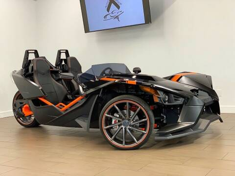 2017 Polaris SLINGHOT SLR for sale at TX Auto Group in Houston TX
