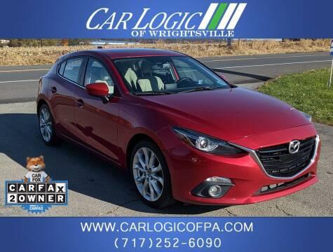 2014 Mazda MAZDA3 for sale at Car Logic in Wrightsville PA