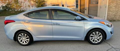 2012 Hyundai Elantra for sale at Xcelerator Auto LLC in Indiana PA