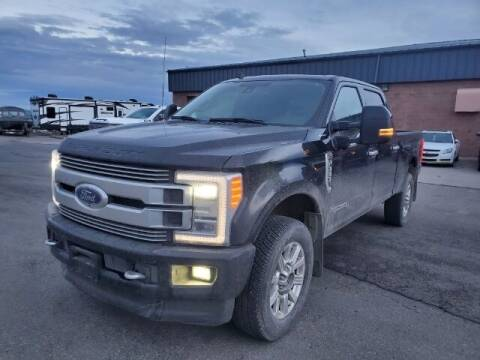 2019 Ford F-350 Super Duty for sale at Group Wholesale, Inc in Post Falls ID