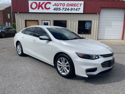 2016 Chevrolet Malibu for sale at OKC Auto Direct, LLC in Oklahoma City OK