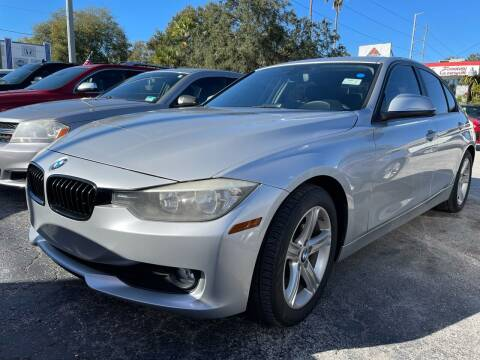 2014 BMW 3 Series for sale at Always Approved Autos in Tampa FL