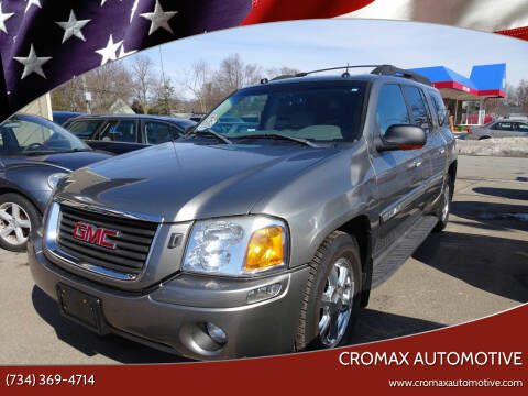 2005 GMC Envoy XL for sale at Cromax Automotive in Ann Arbor MI