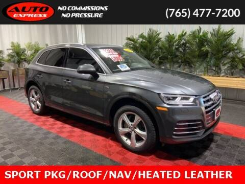 2019 Audi Q5 for sale at Auto Express in Lafayette IN