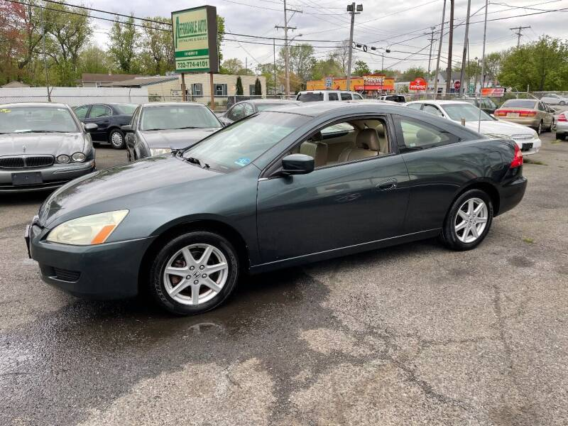 2004 Honda Accord for sale at Affordable Auto Detailing & Sales in Neptune NJ