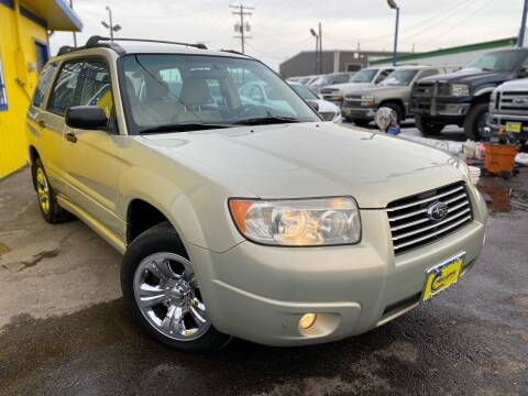 2006 Subaru Forester for sale at New Wave Auto Brokers & Sales in Denver CO