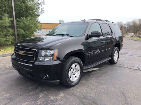 2011 Chevrolet Tahoe for sale at Branford Auto Center in Branford CT