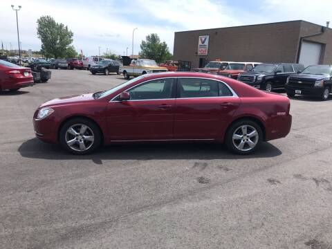 2011 Chevrolet Malibu for sale at Crown Motor Inc in Grand Forks ND