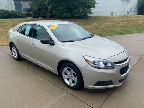 2016 Chevrolet Malibu Limited for sale at Best Buy Auto Mart in Lexington KY