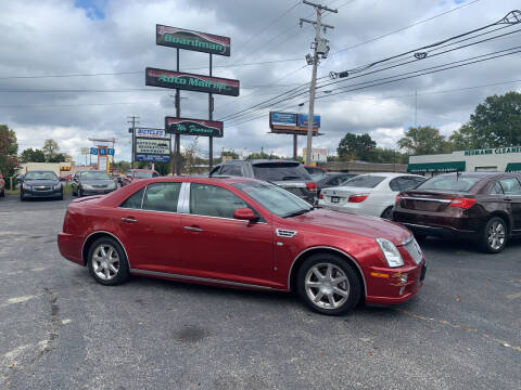 2008 Cadillac STS for sale at Boardman Auto Mall in Boardman OH