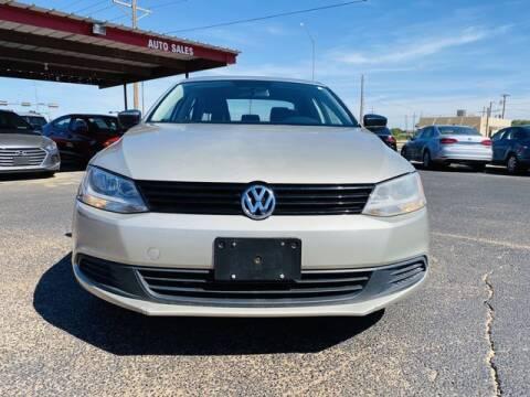 2014 Volkswagen Jetta for sale at MAGNA CUM LAUDE AUTO COMPANY in Lubbock TX