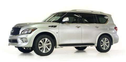 2017 Infiniti QX80 for sale at Houston Auto Credit in Houston TX